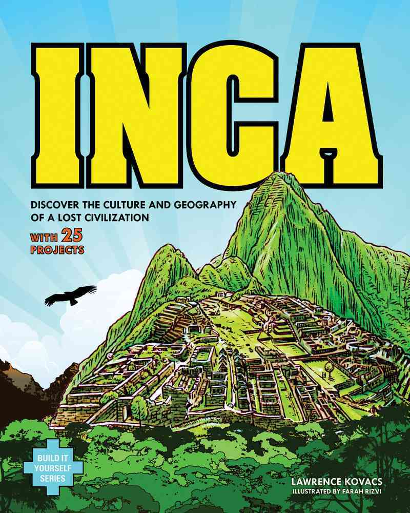 Inca By Kovacs, Lawrence/ Rizvi, Farah (ILT)